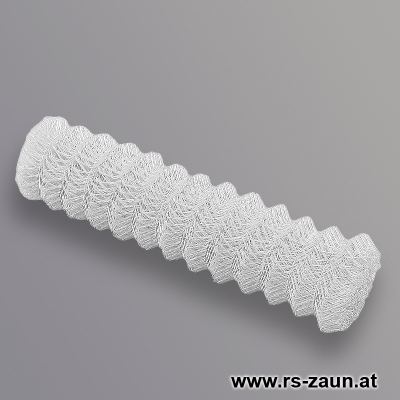 Maschendraht weiß 50X50X2,8mm 25m