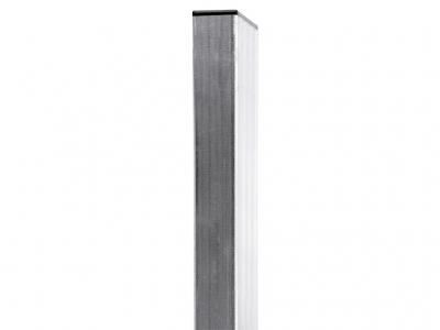 Rechteckpfosten verzinkt 60 x 40 x 1,5mm