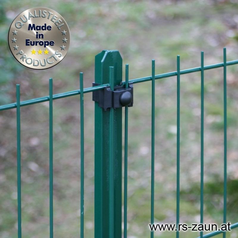 T-profil Pfosten Zaunpfosten Zaunpfahl Gartenzaun Maschendrahtzaun Drahtzaun