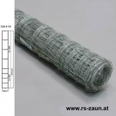 Knotengeflecht verzinkt 120x9x15 50m