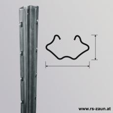 W-Forstprofil 2500mm feuerverzinkt