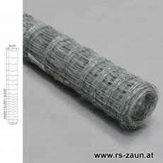 Knotengeflecht verzinkt 145x19x15 50m