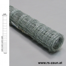 Knotengeflecht verzinkt 200x22x15 50m