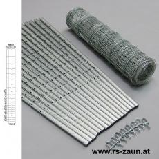 W-Forstprofil Wildschutzzaunset 200-21-15 2,00X50m