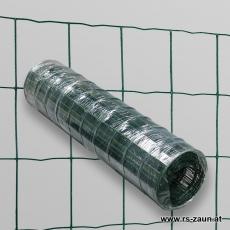 Geschw. Gitterrolle grün 100x100mm 20m