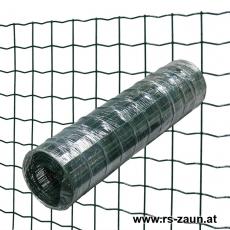 Geschw. Gitterrolle FOE grün 50x50x3,0mm 25m