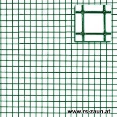Punktgeschw. Gitter grün 13x13x1,1mm 5m
