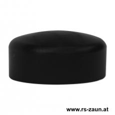 Pfostenkappe schwarz
