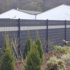 Sichtschutzband DON´T LOOK 190mm x 35m