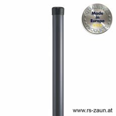 Rundpfosten anthrazit Ø 34mm