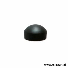 Abdeckkappe schwarz für Zaunmattenhalter