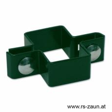 Mittelschelle grün 60 x 40mm