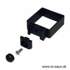 Universalschelle für Quadratpfosten 60 x 60mm