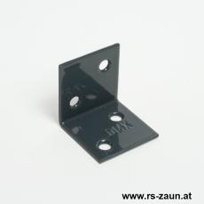 Anschraublasche BARO feuerverzinkt oder fvz. + pulverbeschichtet 30x30x30 mm