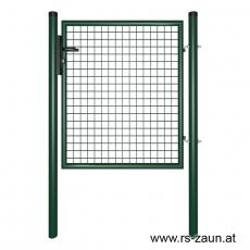 Gartentor grün 1000mm Breite