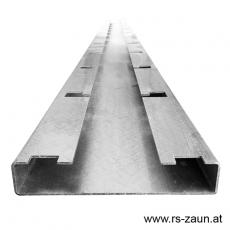Profilblech fvz. für  Gabionenwände 150 x 2000 mm