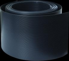 Sichtschutzstreifen anthrazitgrau 190 x 2.550mm