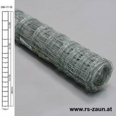 Knotengeflecht verzinkt 200x17x15 50m